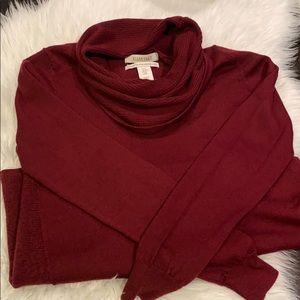 Ellen Tracy Cowl Neck Sweater